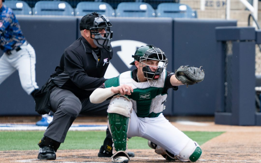 Strong-Armed Catcher First Ever NorthPaws Player Signed