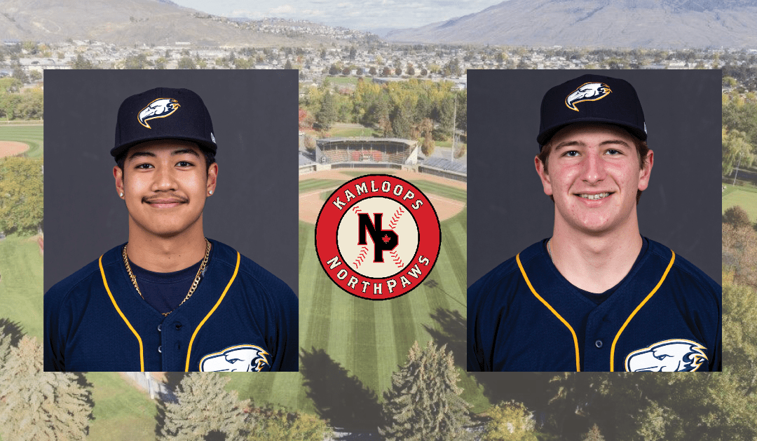 NorthPaws Add Pair of UBC Freshman Pitchers