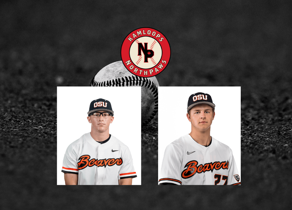 Oregon State Duo Joins NorthPaws with Eyes on College World Series