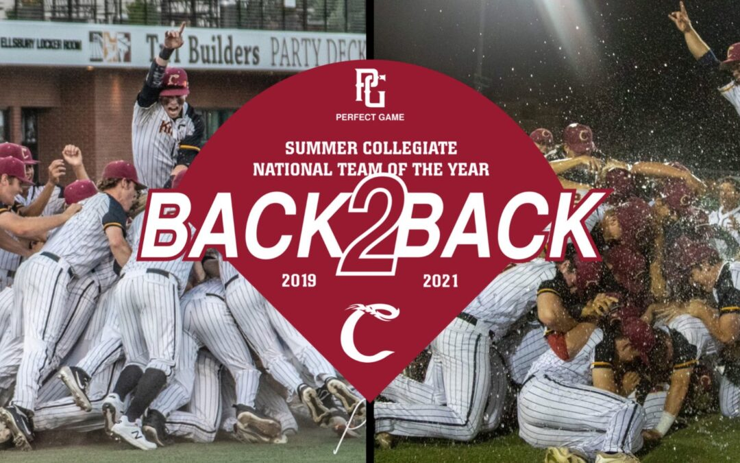Corvallis Knights Named Perfect Game Summer Collegiate Team of the Year